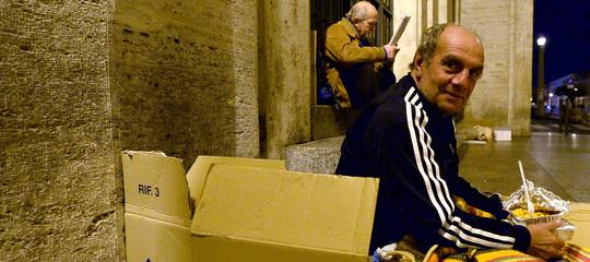 L'Italia è tra i Paesi europei con il più alto numero di persone a rischio povertà