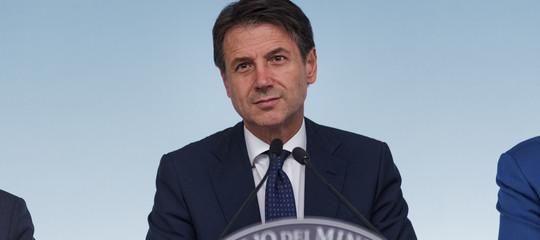 Conte ha ribadito che l'Europa è imprescindibile, ma la strada non è l'austerity