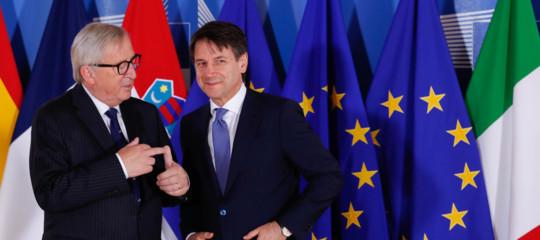 Ue:Eurobarometro, in caso di referendum solo 44% italiani voterebbe per restare, 32% indecisi, 24% per uscita