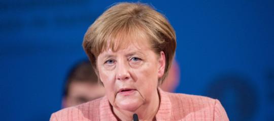 Ue Merkel stabilità Eurozona