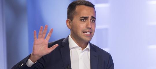 Di Maio dice che una 'manina' ha cambiato il testo del decreto fiscale, ma la Lega smentisce modifiche