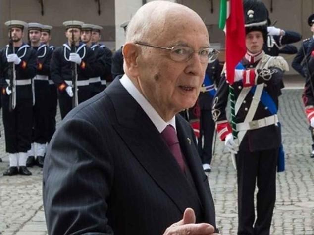 """Stallo Consulta, ira di Napolitano Pd: """"tiene patto Violante-Bruno"""""""