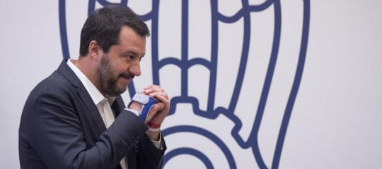 Salvini candidato sovranistaCommissione europea
