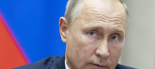 """Strage in Crimea:Putin, """"È colpa della globalizzazione"""""""