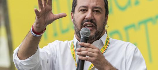 Diciotti: l'inchiesta su Salvini va avanti, atti trasferiti alla procura di Catania