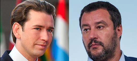 L'alleanza populista tra Kurz e Salvini potrebbe essere già finita