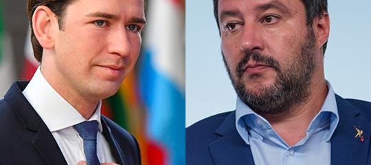Manovra,Kurz: Ue non può correre rischi per debito Italia