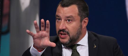 Dl Fisco, Salvini: Conte leggeva e Di Maio scriveva;per scemo non ci passo
