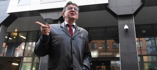 In Francia l'inchiesta suMelenchonè diventata un caso politico