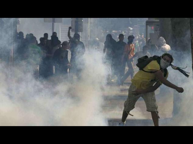Gaza: 341 morti e 50. 000 sfollati per offensiva israliana