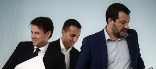 Pace fiscale e condono: verso un accordo definitivo sul testo tra Salvini e Di Maio oggi inCdm
