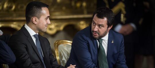 Decreto fiscale: accordo vicino tra Salvini e Di Maio sullo stralcio dello scudo