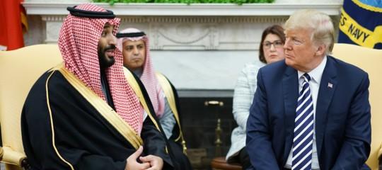 La purga di Riad per la morte diKhashoggi: diciotto arresti che convinconoTrump