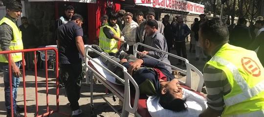 elezioni afghanistan attentati morti