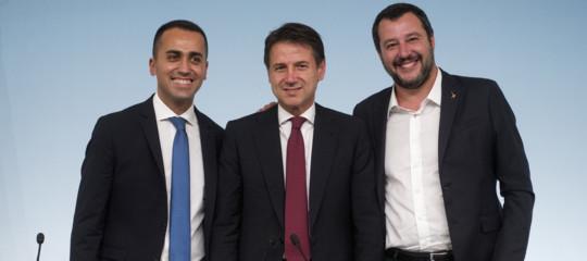 La tregua armata tra Salvini e Di Maio
