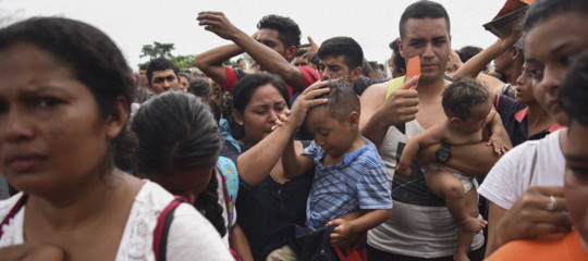 migranti guatemala honduras usa