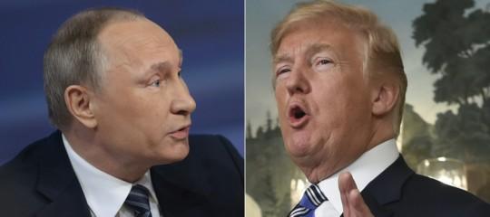 trump usa russia disarmo nucleare
