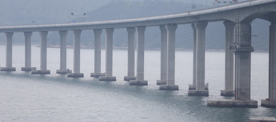 Cinahong kongmacao ponte piu lungo mondo