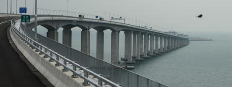 Il ponte Hong-Kong-Macao