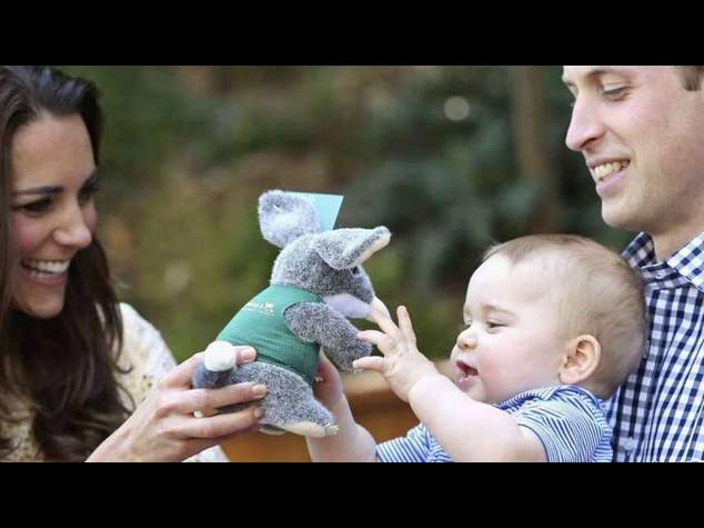 Gb: prima visita all'estero da sola per Kate, a settembre a Malta - Video