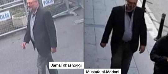 Turchia: La Cnn rivela l'identità del fintoKhashoggi, ecco le immagini