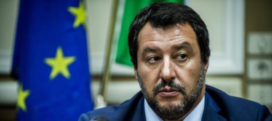 Manovra, Salvini: proposte Ue benvenute ma non si tocca