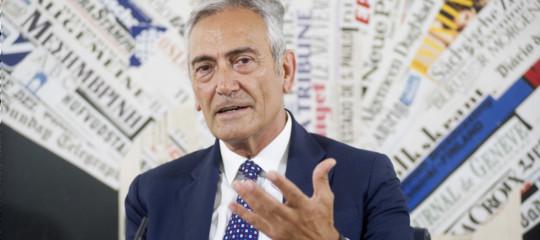 Chi è Gabriele Gravina, il nuovo presidente dellaFigc. La sua storia