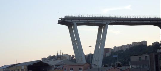 decreto genova ponte morandi bucci