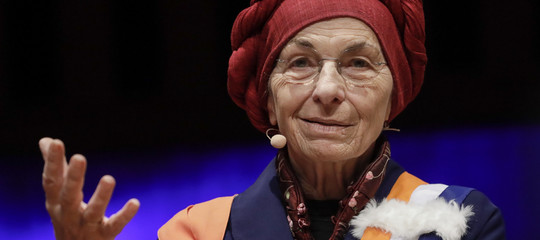 Emma Bonino ha detto agli studenti che l'unico modo per resistere a Salvini è studiare
