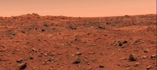 Marte: studio Usa, c'è abbastanza ossigeno nell'acqua per la vita