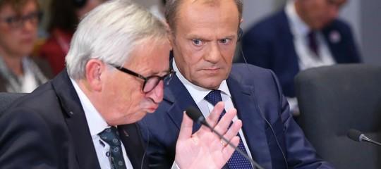 manovra italia commissione europea