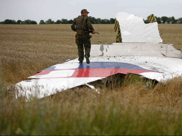 Russia offers 'complete assistance' in plane crash inquiry