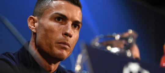 """Ronaldo: """"Sono un esempio sul campo di calcio e fuori"""""""