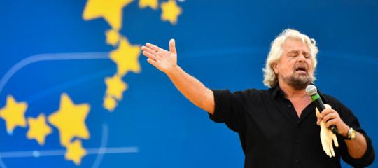 Beppe Grillo Super Ospite dei 5 Stelle?