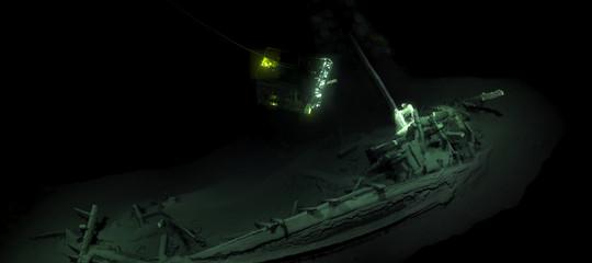 nave greca mar nero