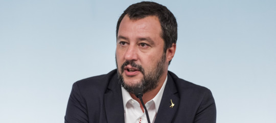 Salvini infrastrutture