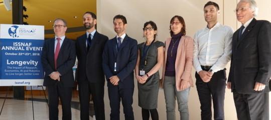 ISSNAF Awards scienziati italiani