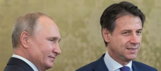 Libia Conte-Putin