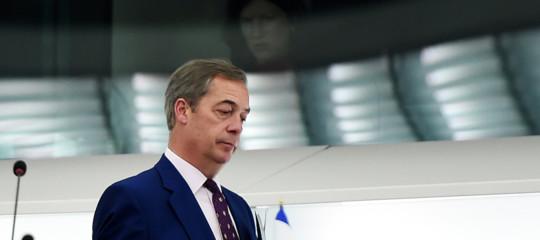 europarlamento tajanifarage scontro