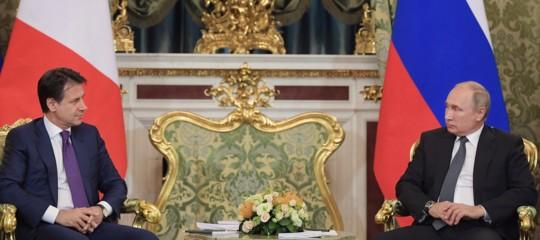 putinconte sanzioni titoli italiani