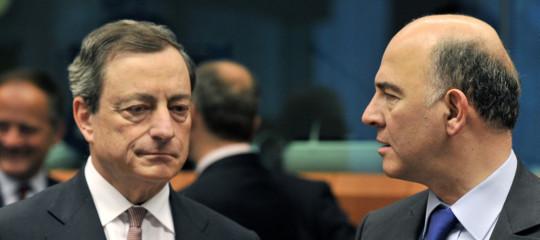Draghi: lo spread sta danneggiando le banche ma ho fiducia in un accordo tra Roma e Bruxelles