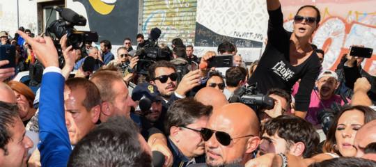 "Desirée: ""ronde civili"" a San Lorenzo, donne in prima fila"