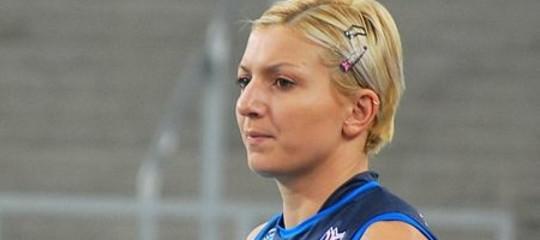 VolleySara Anzanello