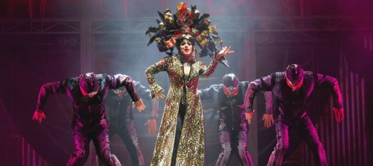 Torna il musical 'We will rock you', 20 tappe in Italia