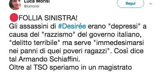 Il profilo Twitter del Mise ha condiviso il post di un account parodia di Di Maio