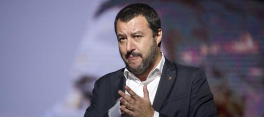 """Manovra, Salvini: non arretriamo di mezzo millimetro, 8 dicembre Lega in piazza """"prima gli italiani"""""""