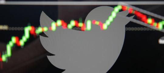 economia twitter bilancio in utile