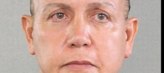 pacchi bomba arrestato sostenitore Trump