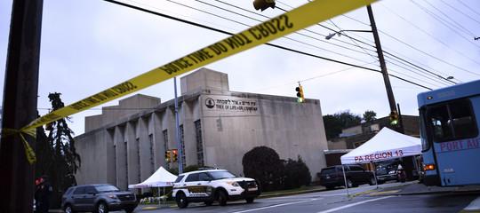 Pittsburgh Papa sinagoga strage