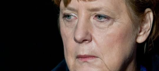 Germania Assia Merkel Cdu Spd Verdi AfD